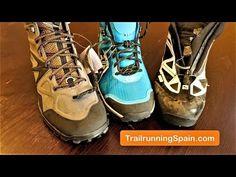 Goretex boots: How to choose them. Salomon, Merrell & Viking comparison by Mayayo - YouTube