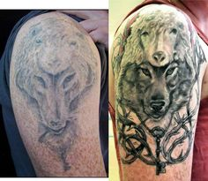 Wolf in Sheeps Clothing by johndevilman.deviantart.com