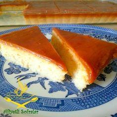 Trileçe Tatlısı Yemek Tarifi
