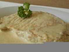 Recette Plat : Côtes de porc sauce moutarde par Lacuillereauxmilledelices
