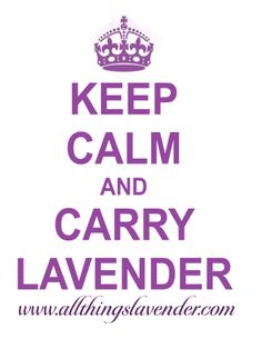 Experience Virtual Lavender. Awesome Blog. www.allthingslavender.blogspot.com