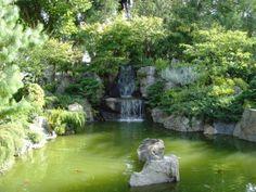Uruguay, Montevideo, Prado, Jardín Japonés