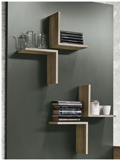 Sistema Magnetika Sectional modular storage wall  The Magnetika line by Ronda…