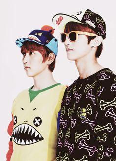 Sandeul + Jinyoung B1A4