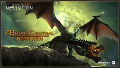 Dragon Age: Inquisition hands-on: fighting dragons in BioWare's biggest RPG ever Dragon Age 4, Dragon Age Origins, Dragon Age Inquisition, Dragon Age Games, New Dragon, Riot Points, Baldur's Gate, Suikoden, Game Concept Art