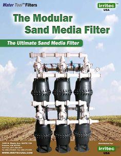 Irritec-The Modular Sand Media Filter