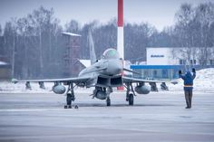Italy has taken over the role of lead nation in the NATO Baltic Air Policing (BAP). On Dec. 29, four Italian Air Force Eurofighter Typhoon jets deployed to Siauliai airbase, in Lithuania, to take o...