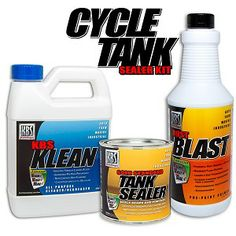 Cycle Tank Sealer Kit $38.95