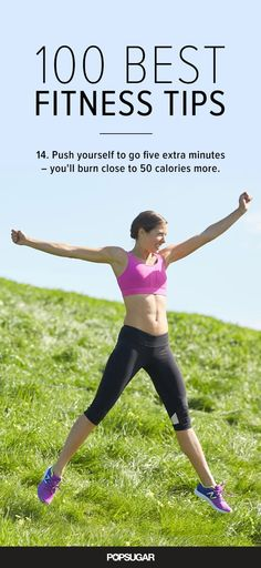 The 100 Fitness Tips You Need to Know