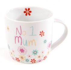 Is your mum number 1? This great mug from Clintons cards is just £5!