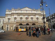 Milano, Teatro della Scala