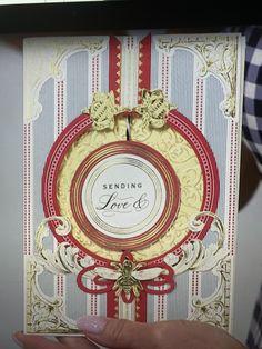 Anna Griffin Cards, Masculine Cards, Decor, Decoration, Decorating, Deco