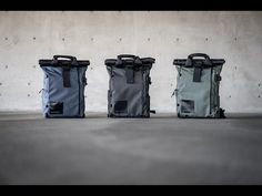 PRVKE 21 | The Best Bag For Everyday Carry & Camera Gear – Official Kickstarter Video - YouTube