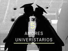 Domingos Five // 5 novelas de amores universitarios http://www.lanarradora.com/2015/11/domingos-five-5-novelas-de-amores-universitarios.html