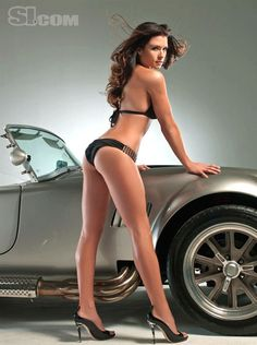 Id wreck too…Danica Patrick (32 Photos)