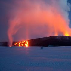 The Land of Fire and Ice: Iceland's Top Volcanoes For Your European Bucketlist - Mapping Megan