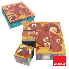 puzzle cubo