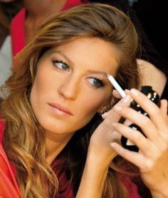 Busted! Gisele Bündchen fesses up to beauty faux pas and more