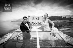 Lake Como Wedding with Attitude by Cristiano Ostinelli Photographers