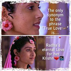 Radha Krishna Love Quotes, Radha Krishna Pictures, Radha Krishna Photo, Krishna Photos, Shree Krishna, Krishna Art, Radhe Krishna, What Is Love, Just Love