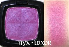 NYX Luxor is a great dupe for MAC Star n Rockets