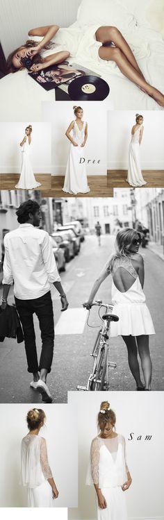 ©Rime Arodaky - collection 2014 - mariage - robes de mariees - Le blog de Madame c #2