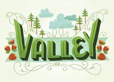 Valley /// Marykate-McDevitt