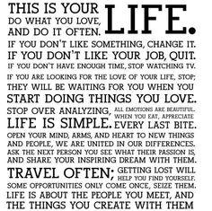 Life.