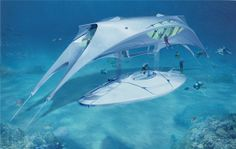 habitat subaquatique