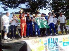 Victorias de pilotos de Chivilcoy en el cierre del Federal en Suipacha