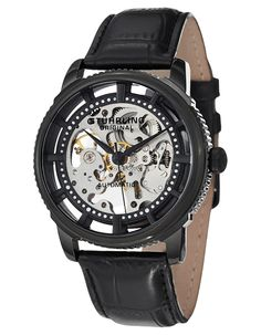 Stührling Original -Winchester Automatic Skeletonized Mens Watch