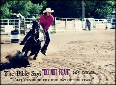 Barrel racing(: