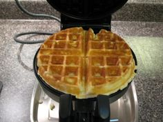 Waffle Iron, Kitchen Appliances, Breakfast, Food, Diy Kitchen Appliances, Morning Coffee, Home Appliances, Belgian Waffle Iron, Essen