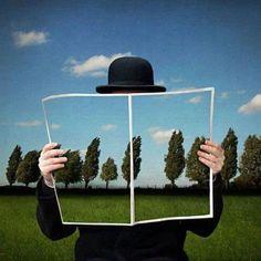 René Magritte - Surrealism - Artist XXème                                                                                                                                                      More