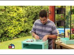 ¿Cómo hacer una cocina de juguete? - YouTube