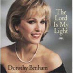 "Dorothy Benham, ""The Lord Is My Light,"" album cover, 2000"