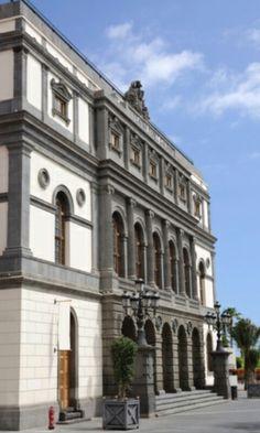 Teatro PEREZ GALDÓS.Las Palmas de GRAN CANARIA.