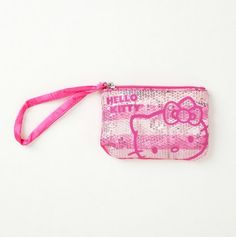 Hello Kitty Shimmery Nights Coin Purse - Cats Meow: