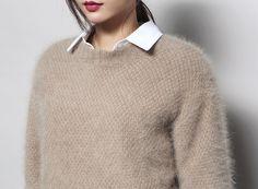 Sugar Angora Knit