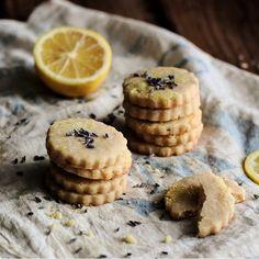 Lavender LemonShortbread - Home - Pastry Affair