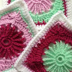 We can't have a new Crochet For Kidneys, without a new pattern can we? Part 1 had theKidney Granny Square, Part 2 hadHexagonIn Bloom and now Part 3 has the Delicate Daisy Square.You will need do...