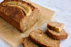 This is the laziest, best, one-bowl banana bread I know. If you're craving classic banana bread flavor and texture, but want as little mess as possible. Basic Quick Bread Recipe, Oat Bread Recipe, Honey Oat Bread, Banana Bread Recipes, One Bowl Banana Bread, Banana Bread Cookies, Melissa Clark, Yeastless Bread Recipe, Traditional Irish Soda Bread