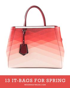 The BEST new designer bags for Spring 2014. // #fashion #style #handbags find more women fashion on www.misspool.com