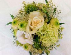 Wedding flowers  #wedding #flowers #greenwedding #svatba #myphoto #rose #yellowrose #whiterose