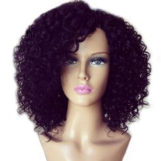 Hair Extensions & Wigs Hot Sale Shd 13x6 Lace Front Wig Brazilian Lace Front Human Hair Wigs With Baby Hair Remy Short Curly Wigs For Black Women 130% Lace Wig