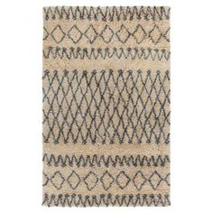 Anchor your living room seating group or define space in the den with this artfully crafted New Zealand wool rug, featuring a trellis-inspired motif for eye-catching appeal.  Product: RugConstruction Material: New Zealand woolColor: Green and blue Note: Please be aware that actual colors may vary from those shown on your screen. Accent rugs may also not show the entire pattern that the corresponding area rugs have.Cleaning and Care: Professional cleaning recommended