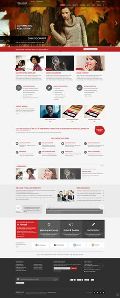 Kallyas  |  Responsive, Full-photo, Shopping, Wordpress Template  |  themeforest  |  http://hogash-demo.com/kallyas_wp/