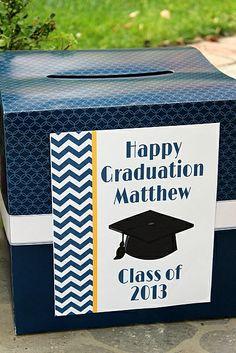 "Photo 2 of 17: Graduation/End of School ""Graduation Dessert Party"" | Catch My Party"