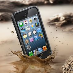 Lifeproof iPhone 5 Case - The most protective everyday iPhone case available.