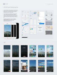 Facebook ios 9 iphone gui 1